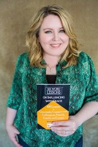 Nikki Rausch with her Amazon and iTunes book Business Mentoring