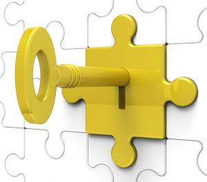 Golden Key Puzzle