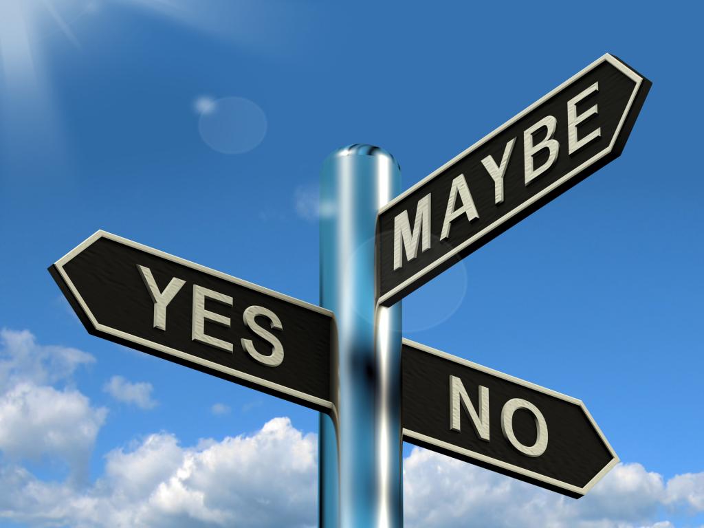 ways to say no