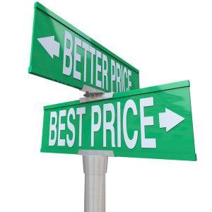 Pricing, Selling, Talking Price