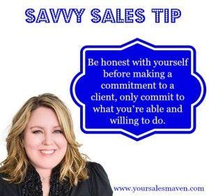 Client Commitments, Client Retention, Follow Up, Sales Tips
