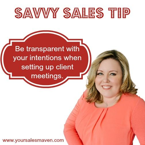 relationship selling, bait and switch, techniques for client meetings