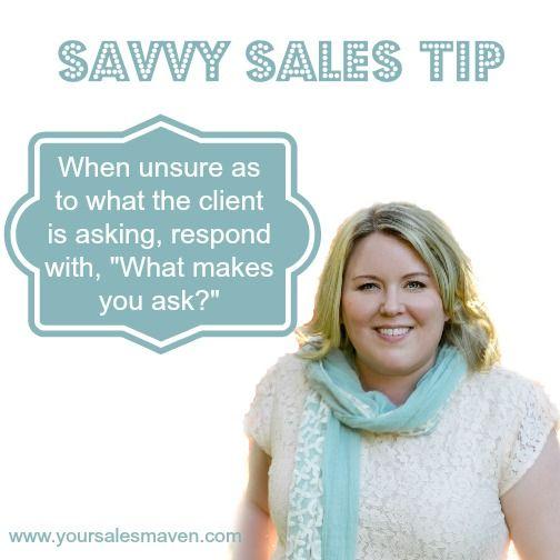 Client Questions, Client Relations, Rapport