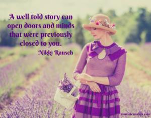 storytelling, storytelling in business, communication skills, selling skills