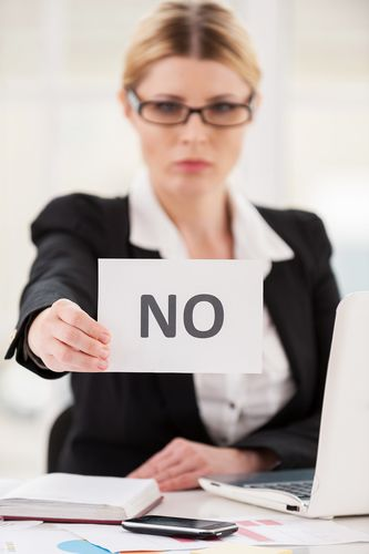 "How To Say ""No"" To Pushy People"
