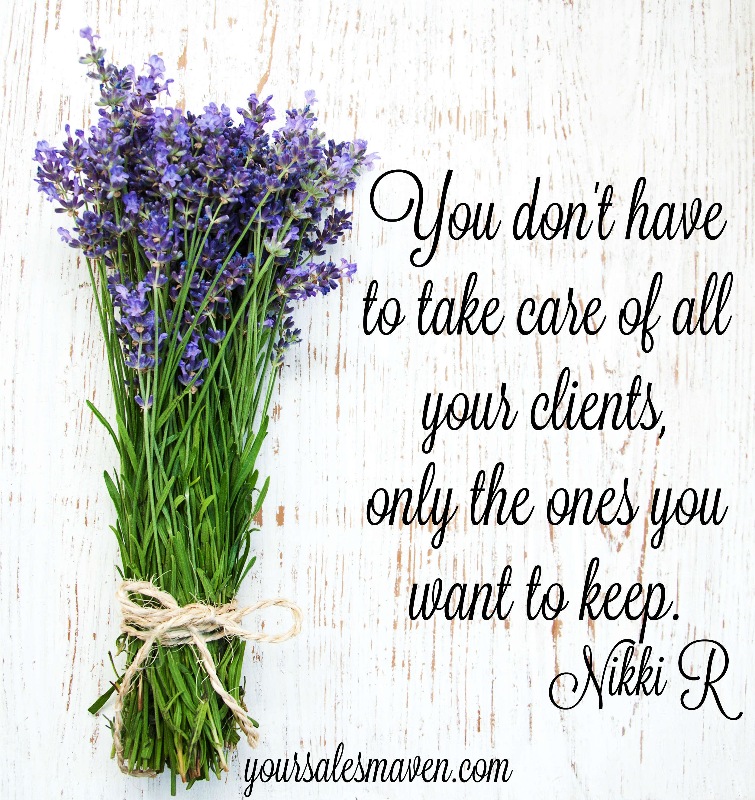 The Clients You Should Focus On