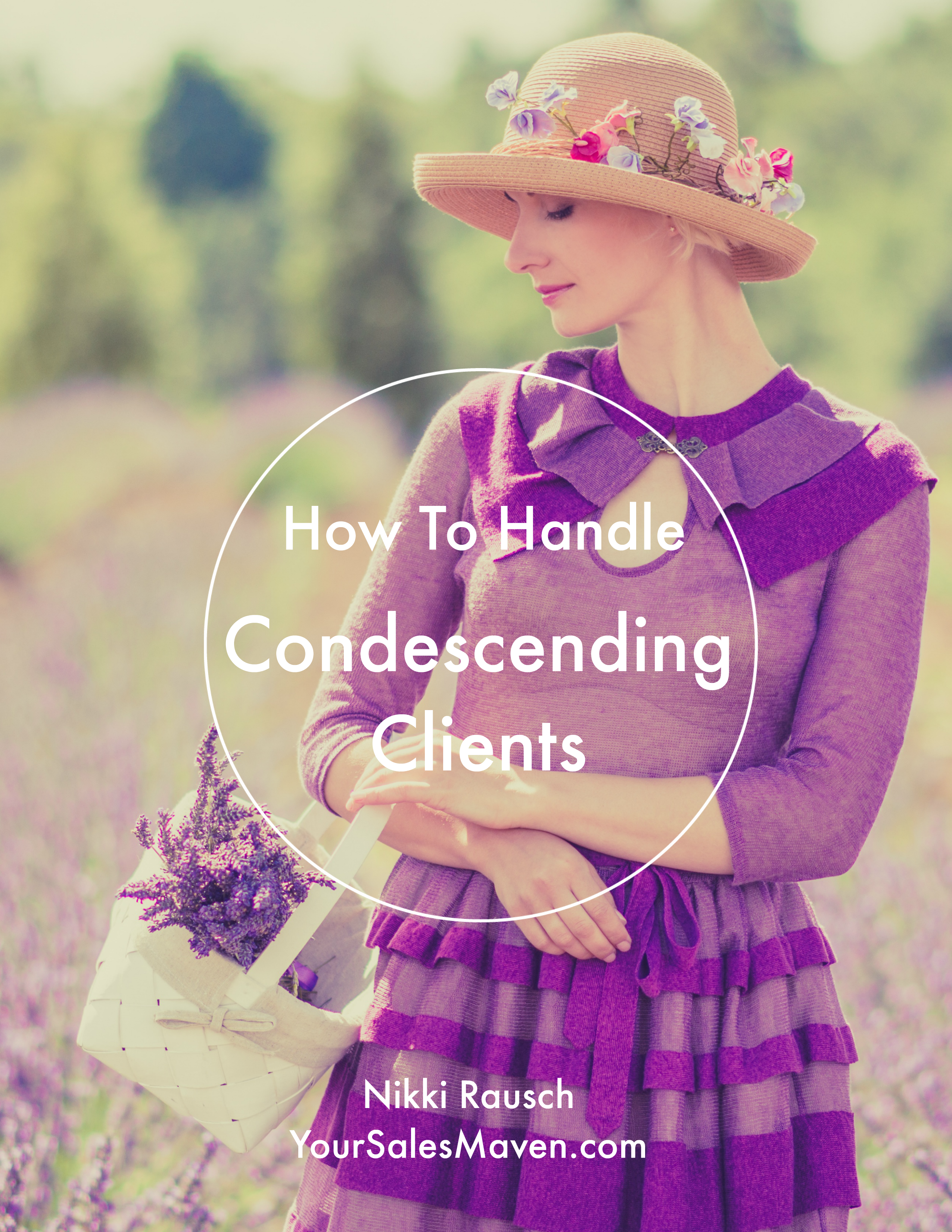 How To Handle Condescending Clients