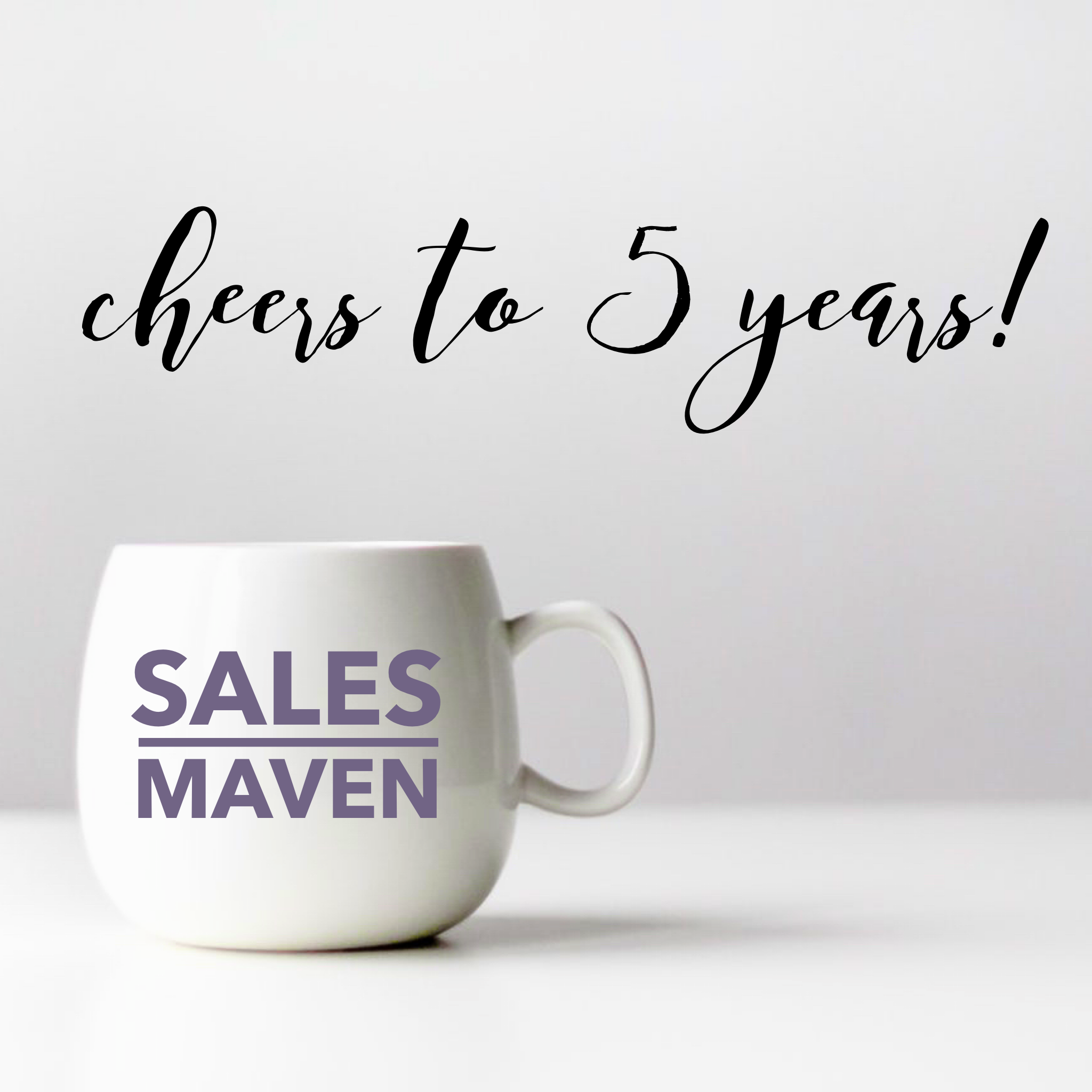 Sales Maven, 5 years in business, sales trainer