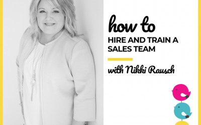How To Hire & Train A Sales Team