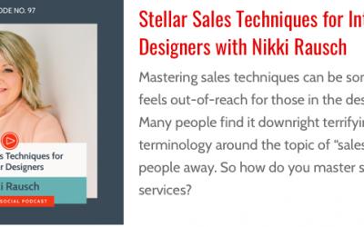 Stellar Sales Techniques