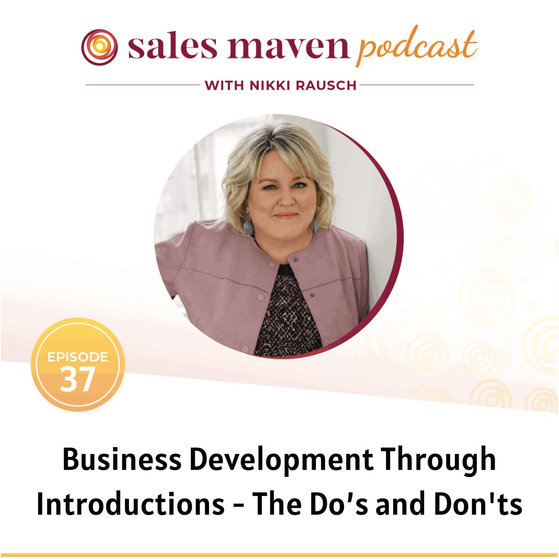 Business Development Through Introductions