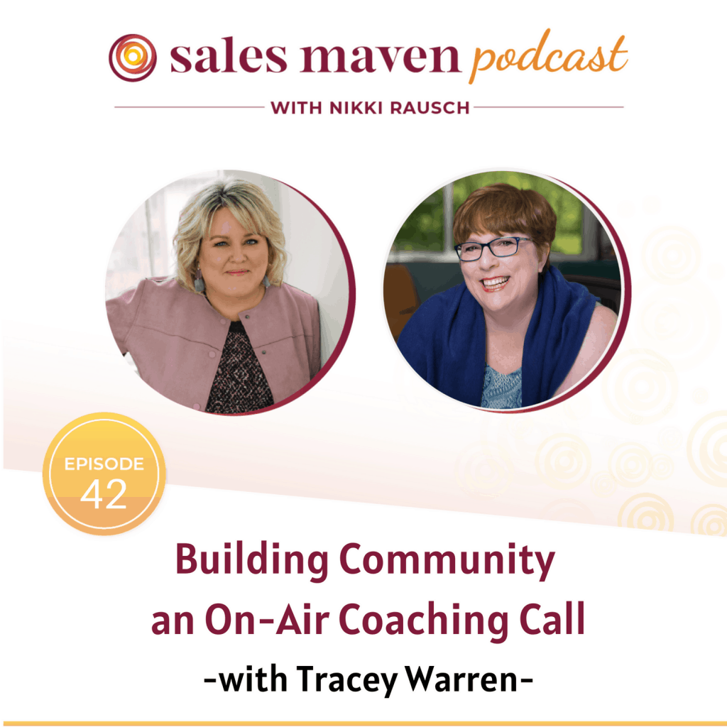 Building Community with Tracey Warren