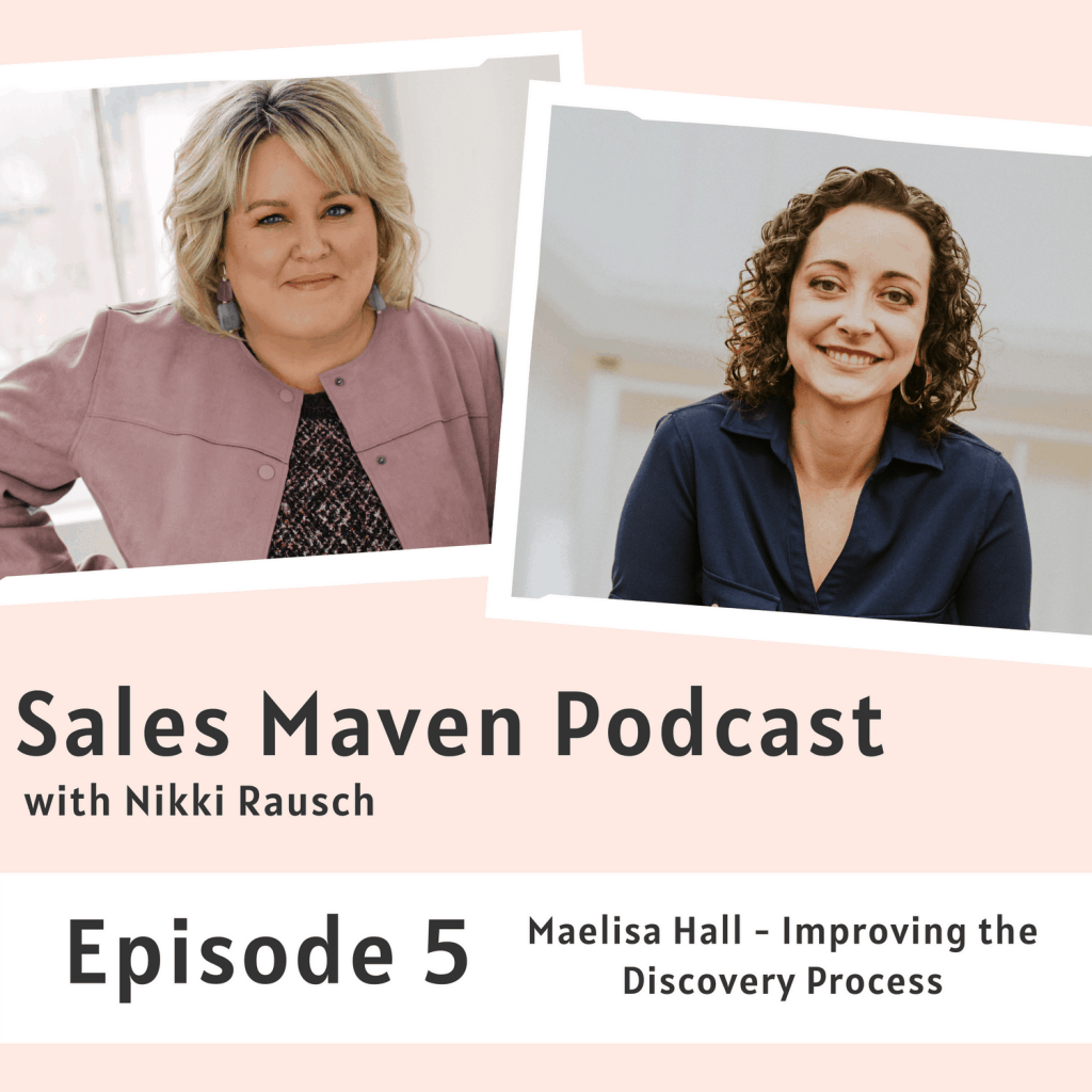 Improving the Discovery Process with Maelisa Hall