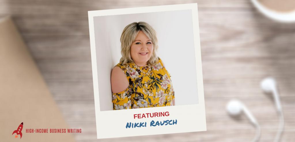 Nikki Rausch with Sales Maven