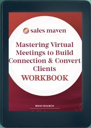 Mastering Virtual Meetings workbook