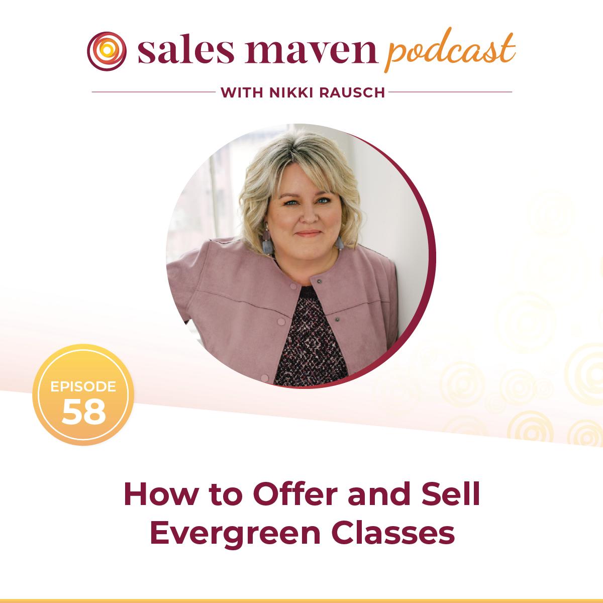 offer evergreen classes