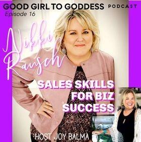 Good Girl To Goddess Podcast